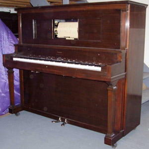 stroud duo-art used piano
